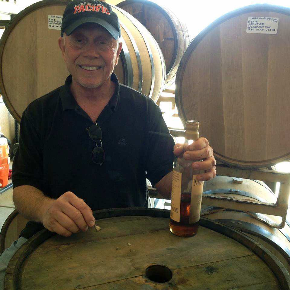 Locally Made Brandy Finds a Home