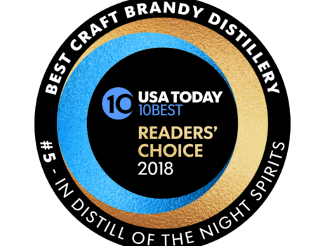 In Distill of the Night Wins 5th In USA Today Top 10